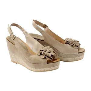 Tommy Bahama Corbelto Platform Wedge Sandals